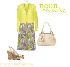 Daily dose: neon mama