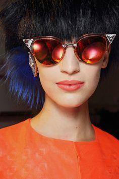 fendi - spring 2014 rtw - milan fashion week #mfw