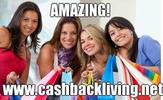 AMAZING! www.cashbackliving.net