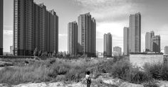 Alessandro Zanoni, Hohhot, Postcards from Anthropocene, Limited edition of Contemporary Photography, Chinese Culture, Urban Landscape, Geology, New York Skyline, Skyscraper, Scene, Journey, Earth
