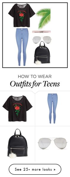 """Untitled #291"" by karinanw21 on Polyvore featuring New Look, BP. and Sunny Rebel"