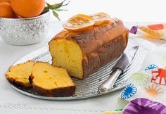 La cocina de Frabisa: Receta de Cake de Naranja. ¡Riquísimo!