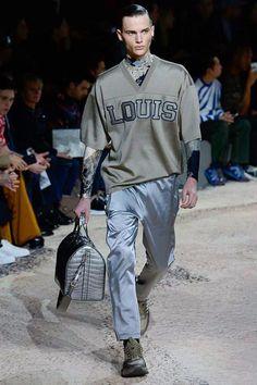 42af894313b8 Louis Vuitton Fall Winter 2018-2019 Menswear Fashion Show   mensfashionwinter Trendy Mens Fashion