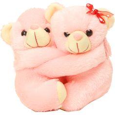 Hugging Teddy Bears Rs 508/- http://www.tajonline.com/valentines-day-gifts/product/slw686/hugging-teddy-bear/?aff=pint2015/