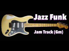 Funk Blues Backing Track - A Dorian Blue Jam, Scale Map, Blues, Jazz Funk, Backing Tracks, Guitar, Youtube, Style, Swag
