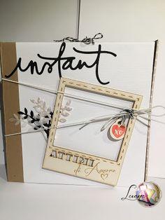 """Scrappiamo Insieme: Tutorial Album """"Attimi di amore"""""""