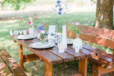 Verträumte Gartenhochzeit und Tipps zur Planung von Me & Him Photography | Hochzeitsblog - The Little Wedding Corner