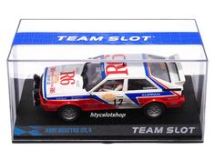 Slot Cars, Audi Quattro, Rally, Bridges, Racing, Slot Car Tracks