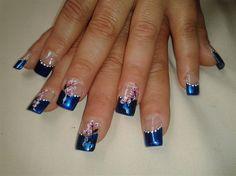 FLORAL!!! by R7777 - Nail Art Gallery nailartgallery.nailsmag.com by Nails Magazine www.nailsmag.com #nailart