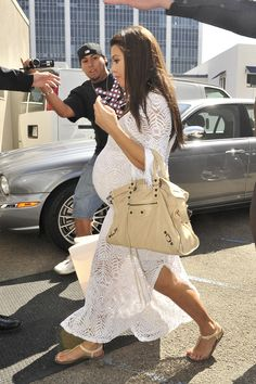 Love!  Kourtney Kardashian's Best Dressed Pregnancy Baby Bump Moments: See Her Killer Maternity Style