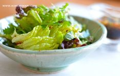 This Korean Lettuce Salad is a wonderfully delicious side dish to any grilled meats - especially unseasoned grilled meats. The salty, vinegary and slightly sweet chili flavors really help break up ...