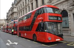 New Buses for London