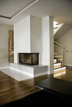 Living Room With Fireplace &; We assisted Lindsey fi&; Living Room With Fireplace &; We assisted Lindsey fi&; Szabolcs Balazs blzs_szabi Lakás ötletek Living Room With Fireplace &; We […] room with fireplace furniture placement Build A Fireplace, Home Fireplace, Living Room With Fireplace, Fireplace Ideas, Corner Fireplaces, Fireplace Hearth, Tiled Fireplace, Fireplace Furniture, Fireplace Modern