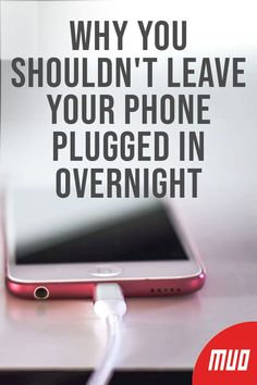 Why you shouldn't leave your phone plugged in overnight # charging Iphone Life Hacks, Life Hacks Computer, Android Phone Hacks, Cell Phone Hacks, Computer Help, Smartphone Hacks, Iphone Codes, Iphone Information, Iphone Secrets