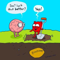 New Funny Relatable Comics Awkward Yeti Ideas Haha Funny, Funny Cute, Funny Memes, Hilarious, Funny Cartoons, Funny Comics, Heart And Brain Comic, The Awkward Yeti, Akward Yeti