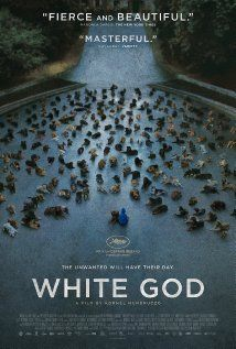 White God (2014)     R     121 min     Drama     12 June 2014 (Hungary)  Ratings: 7.0/10 from 2,807 users   Metascore: 80/100 Reviews: 19 user   119 critic   29 from Metacritic.com  Thirteen-year-old Lili fights to protect her dog Hagen. She is devastated when her father eventually sets Hagen free on the streets. Still innocently believing love can conquer any difficulty, Lili sets out to find her dog and save him.
