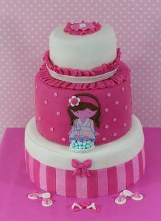 Le petite spa  Cake by Makememycake
