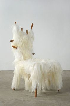 Humberto and Fernando Campana, Kidassia Chair (2013), via Artsy.net