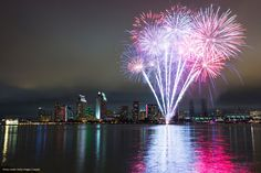 How to Celebrate New Year's Eve in San Diego