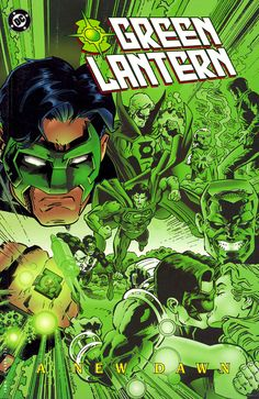 Green Lantern Kyle Rayner by Darryl Banks