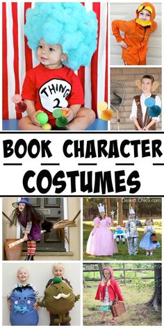 Need a literary costume idea for storybook day at school or World Book day?