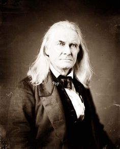 Edmund Ruffin fired the first shot at Fort Sumter, officially kicking off the Civil War. With Lee's Surrender at Appomattox, Ruffin committed Suicide, Shooting himself in the head. Hence, he is often associated with shooting the first and last shots of the Civil War.  Picture ca. 1860-65