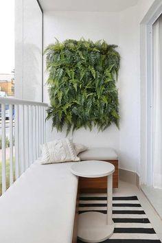 Uma forma simples de estender a varanda para a sala de estar