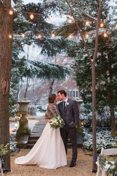 Thanks to Elegance & Simplicity for sharing this winter wonderland wedding with us! We Love Our Once Wed Vendors. Photo by Caitlin Rose Photography Winter Wedding Fur, Winter Wonderland Wedding, Fall Wedding, Dream Wedding, Elegant Winter Wedding, Winter Wedding Ideas, Snow Wedding, January Wedding, Wedding White