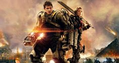 Edge of Tomorrow is a fun sci-fi romp that's key strength are it's leads (Tom Cruise and Emily Blunt) and a solid story. If you're looking for something different, look no further.