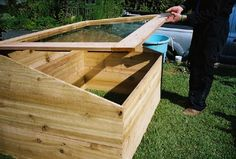 Just in Time for Winter: How to Build Your Own Mini-Greenhouse | Living on GOOD