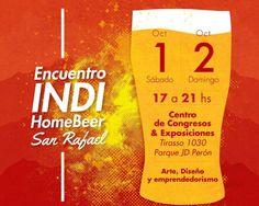 San Rafael - Primer encuentro local de productores de cerveza artesanal INDI Home Beer