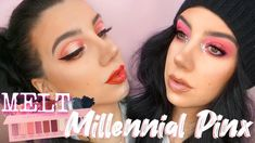 MELT  Millennial Pinx | Two Looks