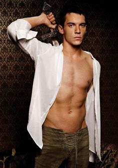 Jonathon Rhys Meyers as the naughty Henry!