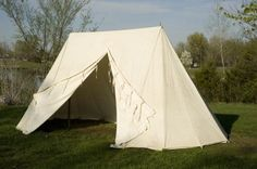 Lovely double bell tent