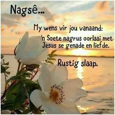 Good Friday Quotes, Good Night Quotes, Good Night Blessings, Goeie Nag, Afrikaans Quotes, Christian Messages, Good Night Image, Bible Quotes, Good Morning