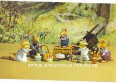 Hantel Miniatures postcard 40