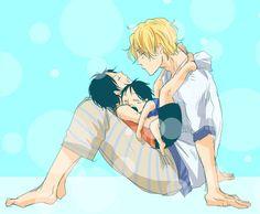 Ace, Sabo & Luffy - One Piece