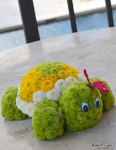 FlowerToy Turtle