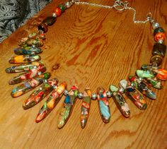 Check out this item in my Etsy shop https://www.etsy.com/ca/listing/498590916/gorgeous-bohemian-picasso-jasper-tigers