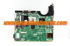 Replacement for HP 580976-001 Laptop Motherboard