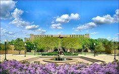 Sfasu Campus | The Ralph W. Steen Library at Stephen F. Austin University