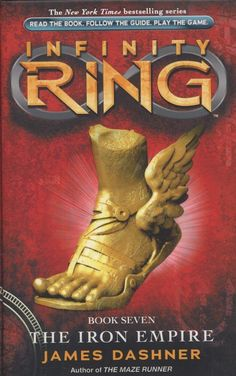 Infinity Ring 7 THe IRON EMPIRE