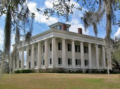 Greenwood Plantation, St. Francisville, Louisiana