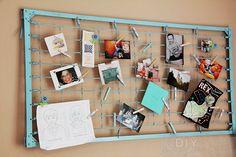 Inspiration Board Inspiration   ||  AlwaysVery  crib spring!