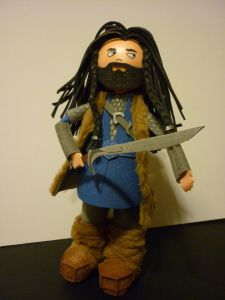 Fofucho Thorin Oakenshield (The Hobbit)