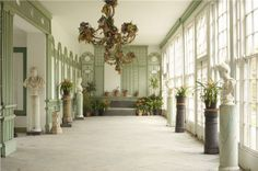 PORT ELIOT | Cornwall: The Orangery     ✫ღ⊰n