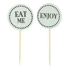 Piki miętowe EAT ME / ENJOY - 12 sztuk