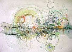 Alyn Carlson「She Floats」