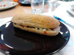 MMM...  Broodje gezond  :-)