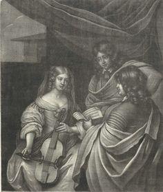 Wallerant Vaillant, Gerard Pietersz. van Zijl, 1658 - 1677